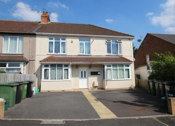 Thumbnail 1 bedroom flat to rent in Cropthorne Road, Horfield, Bristol