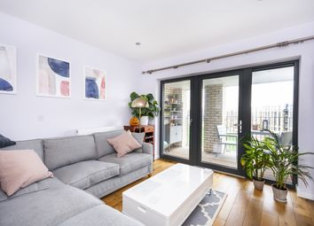 Thumbnail 1 bed flat to rent in Treherne Court, Eythorne Road, London