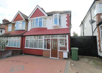 Thumbnail 4 bed semi-detached house to rent in Glendale Gardens, Wembley