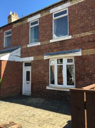 Thumbnail 1 bed terraced house to rent in Castle Street, Morpeth
