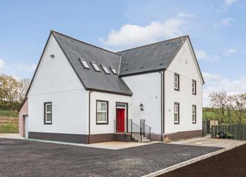 Thumbnail 5 bed detached house for sale in Bardarroch Road, By Ochiltree, East Ayrshire, Scotland