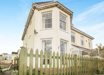 Thumbnail 4 bedroom semi-detached house for sale in Orchard Hill, Bideford, Devon