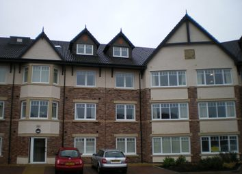 Thumbnail 2 bed flat for sale in Willow Place, Carlisle