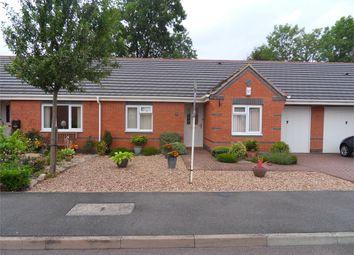 Thumbnail 2 bed terraced bungalow for sale in Oakwood Mews, Worksop, Nottinghamshire