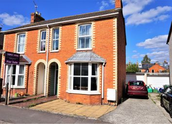 Thumbnail 3 bed semi-detached house for sale in Gloucester Road, Newbury