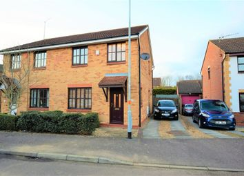 Thumbnail 3 bed semi-detached house for sale in Tate Grove, Hardingstone, Northampton