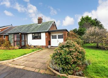 Thumbnail 3 bed semi-detached bungalow for sale in Greenside Close, Hawkshaw, Bury
