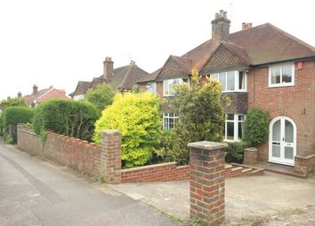 Thumbnail 4 bed property to rent in Old Palace Road, Guildford