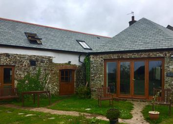 Thumbnail 5 bed barn conversion for sale in Hartland, Bideford