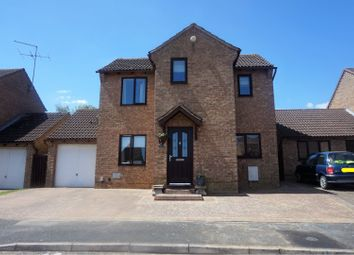 Thumbnail 3 bed detached house for sale in Allard Close, Rectory Farm
