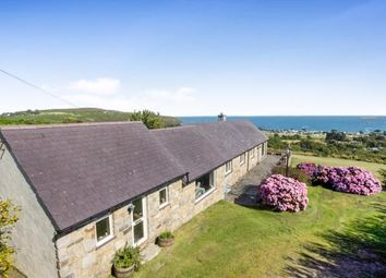 Thumbnail 6 bed detached house for sale in Mynytho, Gwynedd