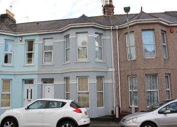 Thumbnail 3 bedroom terraced house for sale in College Road, Plymouth