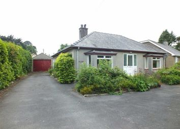 Thumbnail 3 bed bungalow for sale in Criccieth