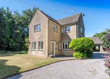 Thumbnail 4 bed detached house for sale in Beverston, Tetbury