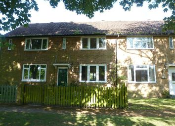 Thumbnail 2 bedroom terraced house for sale in Blenheim Road, Upwood, Huntingdon