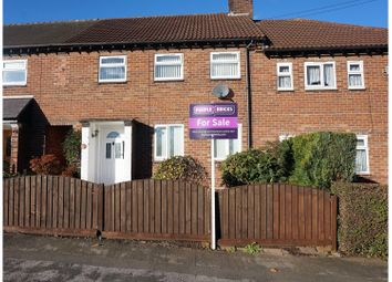 Thumbnail 3 bed town house for sale in Coronation Drive, Frodsham