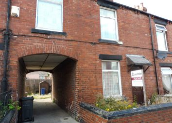 Thumbnail 3 bed terraced house for sale in Bartholomew Street, Wombwell