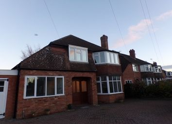 Thumbnail 4 bed detached house to rent in Ash Grove, Stratford-Upon-Avon