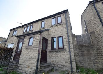 Thumbnail 2 bed terraced house to rent in Bradford Road, Birstall, Batley