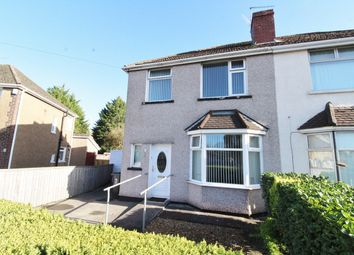 Thumbnail 3 bed semi-detached house for sale in Thompson Avenue, Newport