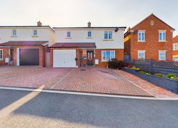 Thumbnail 4 bed detached house for sale in Bridge Close, Cromer