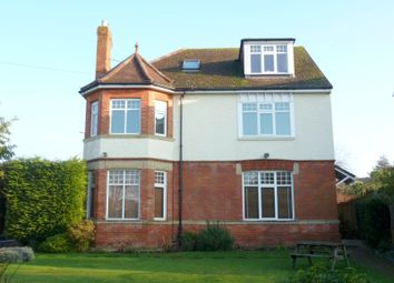 Thumbnail 2 bed flat to rent in Danecourt Road, Lower Parkstone, Poole