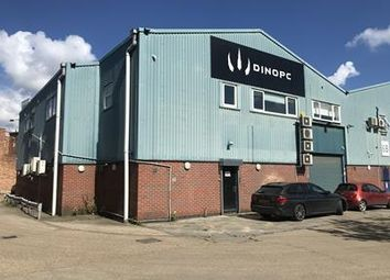Thumbnail Light industrial for sale in Dominion Business Park, Goodwin Road, London