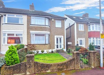 3 bed end terrace house for sale in Hunters Way West, Chatham, Kent ME5