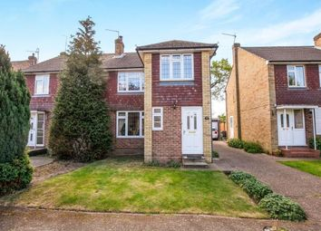 Thumbnail 3 bed semi-detached house for sale in Byfleet, Surrey, .