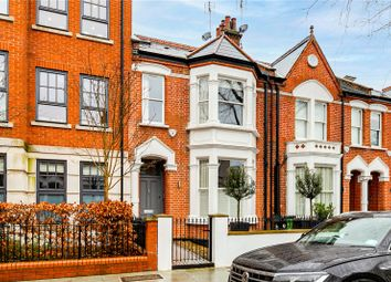 Wolverton Gardens, Hammersmith W6. 5 bed terraced house for sale