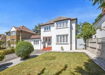 Thumbnail 4 bed detached house for sale in Warren Road, Nork, Banstead