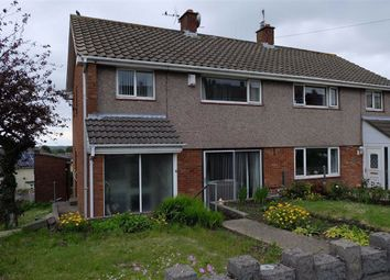 Thumbnail 3 bedroom semi-detached house for sale in Cornwall Road, Barry, Vale Of Glamorgan