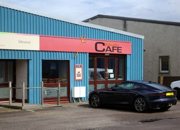 Thumbnail Restaurant/cafe for sale in Demon Cafe And Takeaway, 46B Seafield Road, Inverness