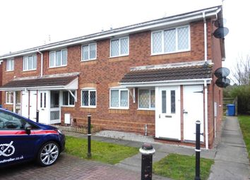 Thumbnail 1 bed flat to rent in Exeter Drive, Tamworth, Staffordshire