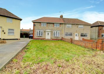 Thumbnail 3 bed semi-detached house for sale in York Crescent, Billingham