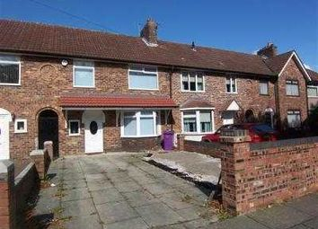 Thumbnail 3 bed town house for sale in Utting Avenue East, West Derby, Liverpool