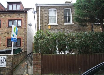Thumbnail 3 bed end terrace house to rent in Forest Road, Leytonstone