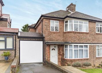 Thumbnail 3 bed semi-detached house for sale in Buttermere Gardens, Purley