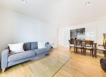 Thumbnail 2 bed flat to rent in Drake House, 14 St George Wharf, London