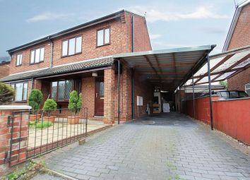 Thumbnail 3 bed semi-detached house for sale in Lyndhurst Close, Beverley