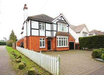 Thumbnail 4 bed detached house for sale in The Drive, Sawbridgeworth, Hertfordshire