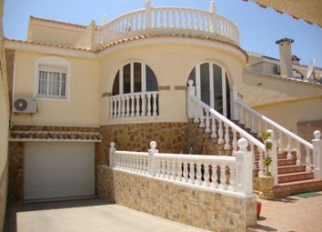Thumbnail 4 bed detached house for sale in Gran Alacant, Alicante, Spain