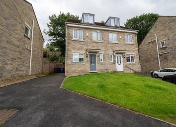 Thumbnail 4 bed semi-detached house for sale in Weavers Mews, Darwen