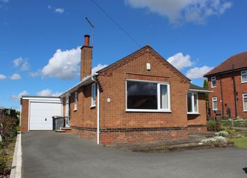 Thumbnail 2 bed detached bungalow for sale in Moorgreen, Newthorpe