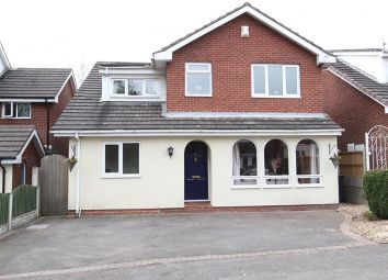 Thumbnail 5 bed detached house for sale in Melville Court, Clayton, Newcastle-Under-Lyme