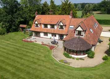 Thumbnail 4 bed detached house for sale in The Causeway, Walsham-Le-Willows, Bury St. Edmunds