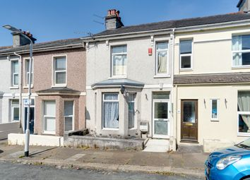 Thumbnail 5 bed terraced house for sale in Maida Vale Terrace, Mutley, Plymouth