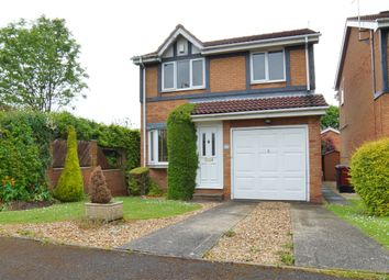 Thumbnail 3 bed detached house for sale in Pond Lane, New Tupton, Chesterfield