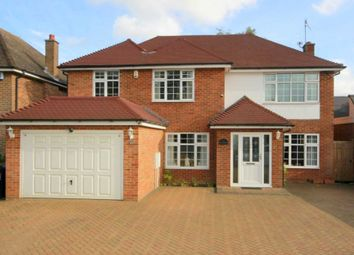 Thumbnail 5 bed detached house for sale in Farmhouse Lane, High Street Green, Hemel Hempstead Industrial Estate, Hemel Hempstead