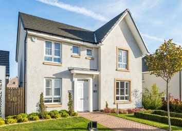 "Thumbnail 4 bed detached house for sale in ""Balmoral"" at Newtonmore Drive, Kirkcaldy"